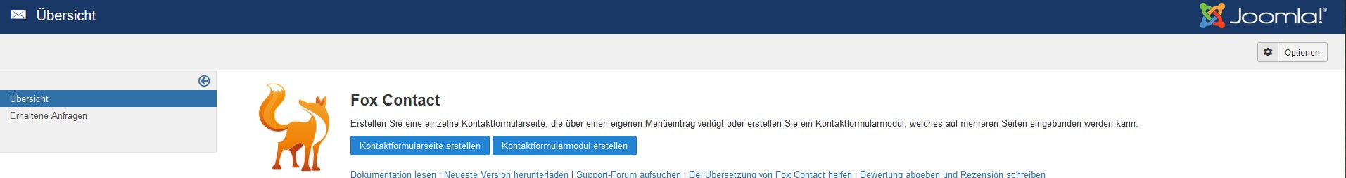 Spam from Fox Contact Form - Support Forum